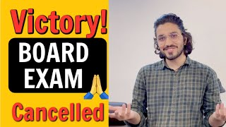 CBSE Board Exam Cancelled | Big News | Class 10 & Class 12