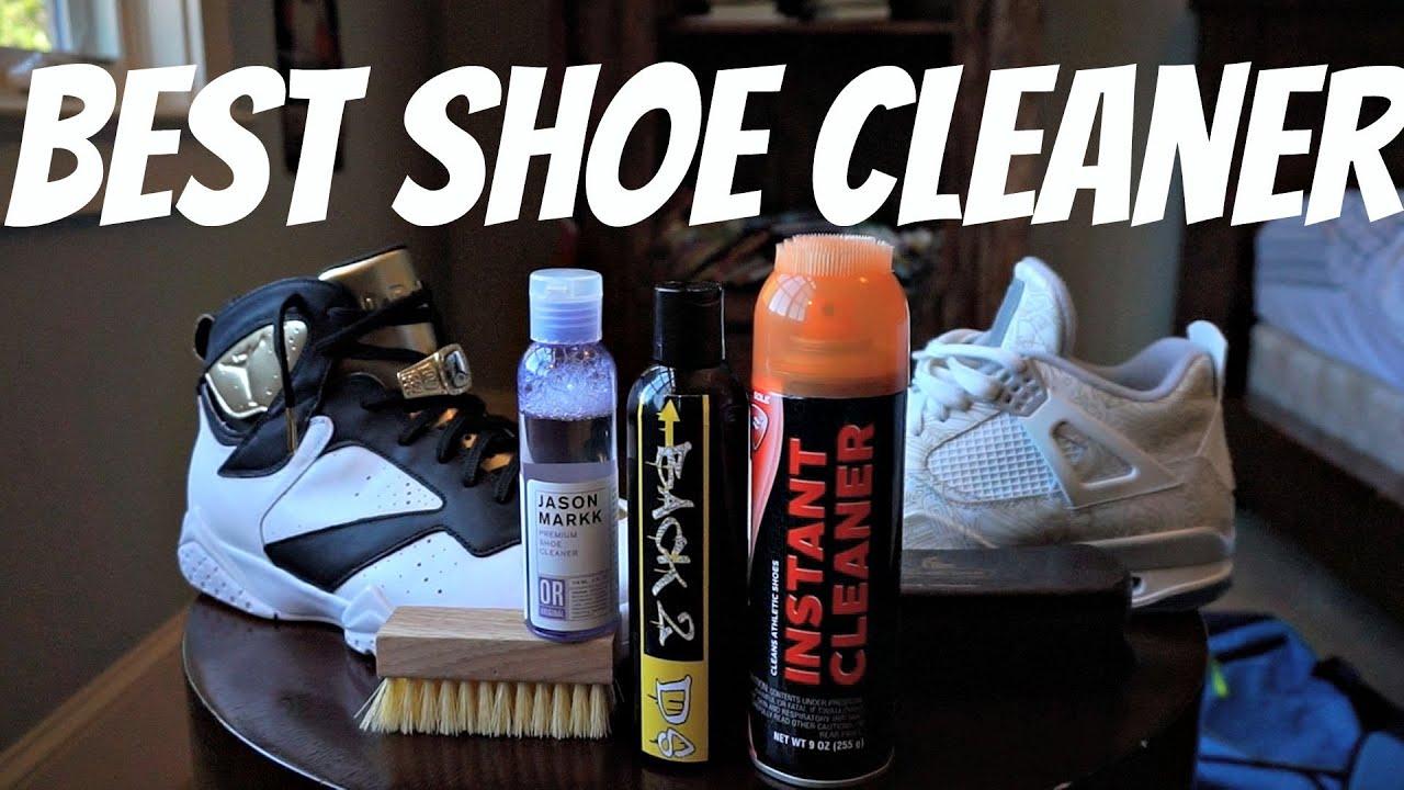 clean Sneakers! Best Sneaker Cleaner