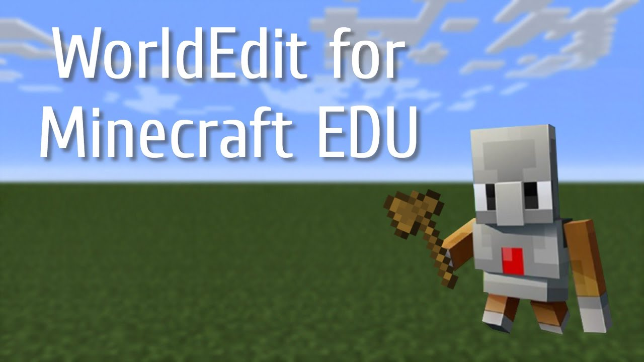 Making World Edit In Minecraft Education Edition Agent Mods 2 Read Pinned Comment Youtube