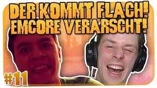 DER KOMMT FLACH 11  EMCORE VERARSCHT D MINECRAFT HD