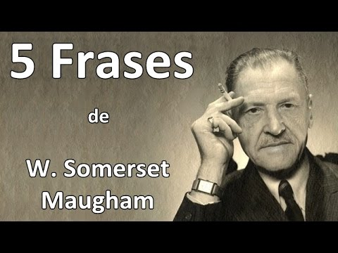 List of works by W. Somerset Maugham