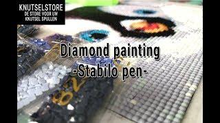 Diamond Painting - Een Stabilo pen ombouwen