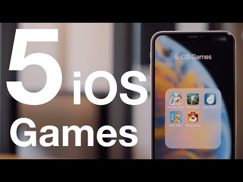 Five iOS Games Worth Checking Out