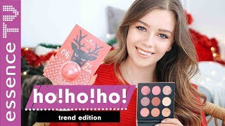 NEW IN! ho! ho! ho! essence trend edition 2018 - neue drogerie produkte