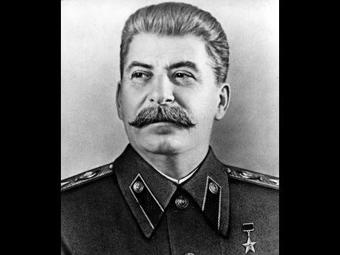 Как фамилия сталина настоящая