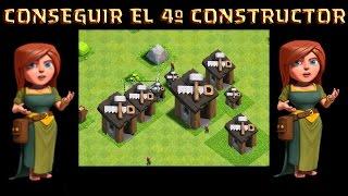 COMO CONSEGUIR EL CUARTO CONSTRUCTOR - Anikilo - Clash of Clans - Español - CoC
