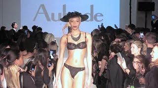 Aubade Lingerie Fashion Show - CURVExpo Feb 2014