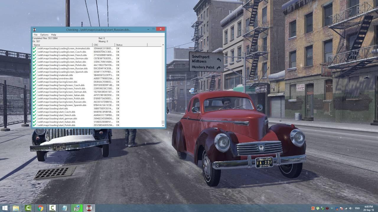 скачать мафия 2 для windows 7 русская версия