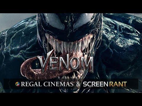 Venom: Screen Rant X Regal Cinemas Unraveling The Mystery – Regal Cinemas