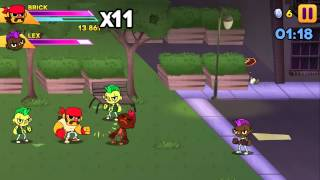 Big Action Mega Fight! - Gameplay Video - 01