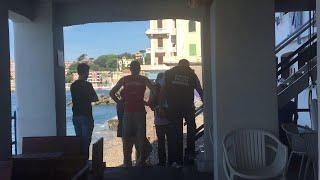 Sequestro bagni Liggia: