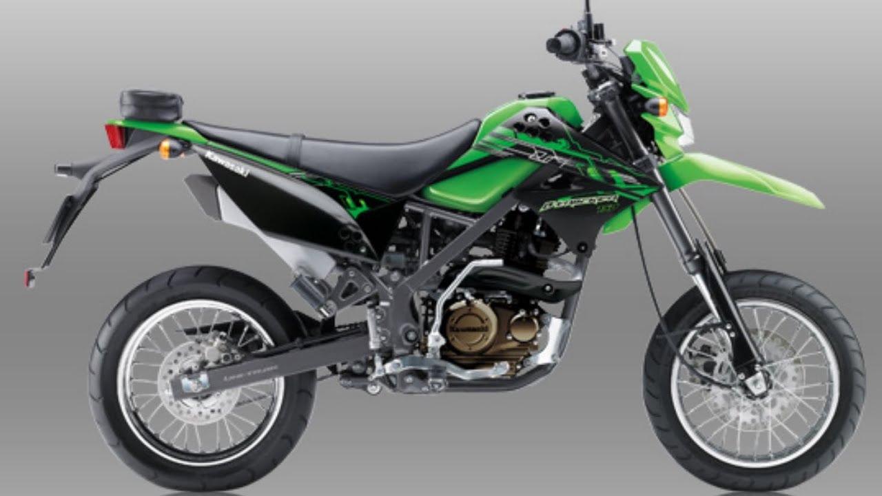 Harga Kawasaki Klx  Dtracker