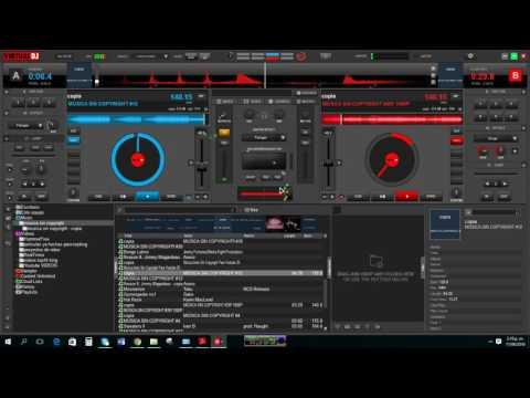 El mejor programa para mezclar canciones , Dj virtual , link de descarga y uso básico