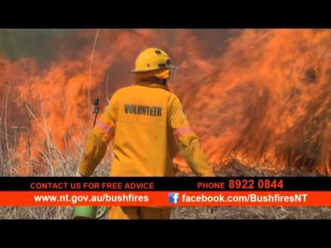 NT Bushfire Season 2017