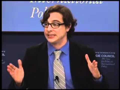 Dov Waxman: Post-Arab Spring Predictions
