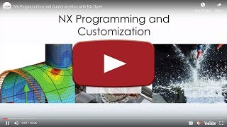 NX Programming and Customization with NX Open