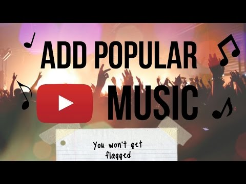 How to use popular and copyrighted music