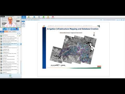 26 Apr 2018 Application of Geospatial Techniques in Irrigation Water Management