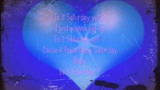 Watch Nick Carter Is It Saturday Yet video