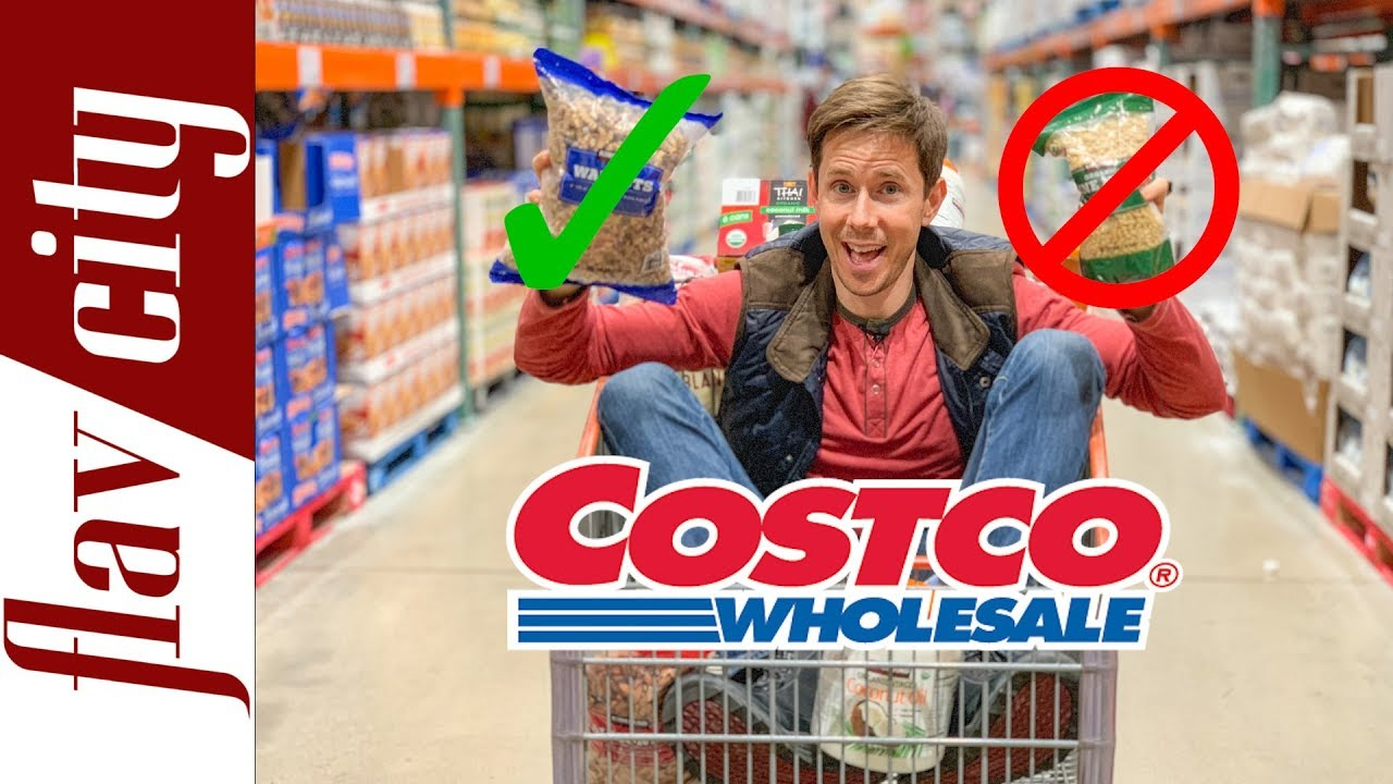 Costco Grocery Haul | Favorite Healthy Items and What To Avoid