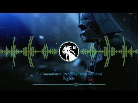 Rapidly - El Comandante (Prod. by BeatBrothers) | MoisZik Release