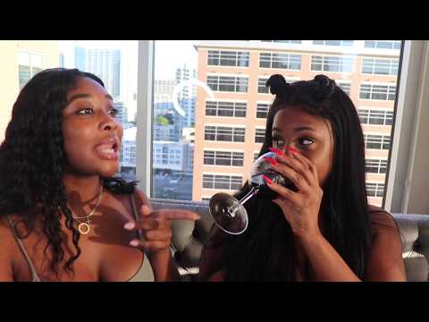 Pre-Dates and Baby Mama's! Episode 22 Wine Down Wednesday!