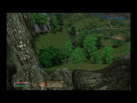 Fix for Oblivion - Graphics/Ground Problems