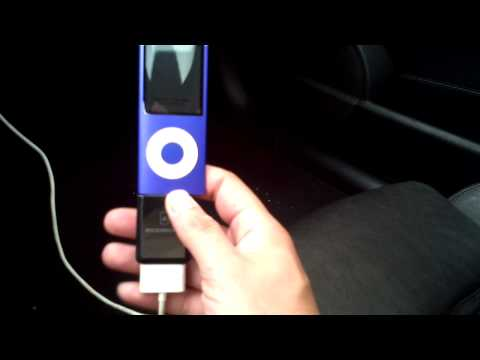 Scosche passPORT Charging Adapter for iPod & iPhone (Black)