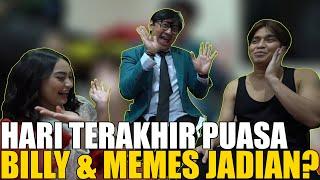 Download PUASA TERAKHIR.. BILLY MEMES JADIAN? ANDRE KASIH RESTU PENUH
