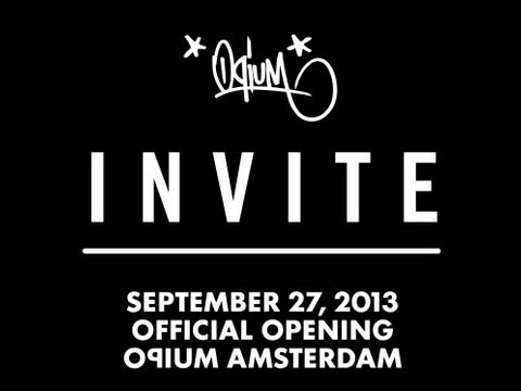 Oqium Amsterdam - Official Opening