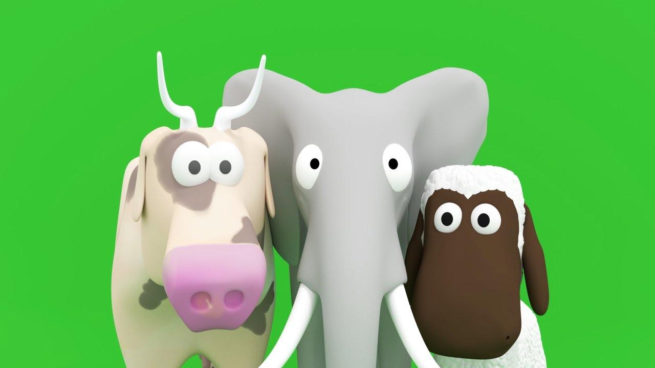 Nomi e suoni di animali e di più per bambini e neonati come