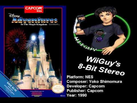 Adventures In The Magic Kingdom (NES) Soundtrack - 8BitStereo
