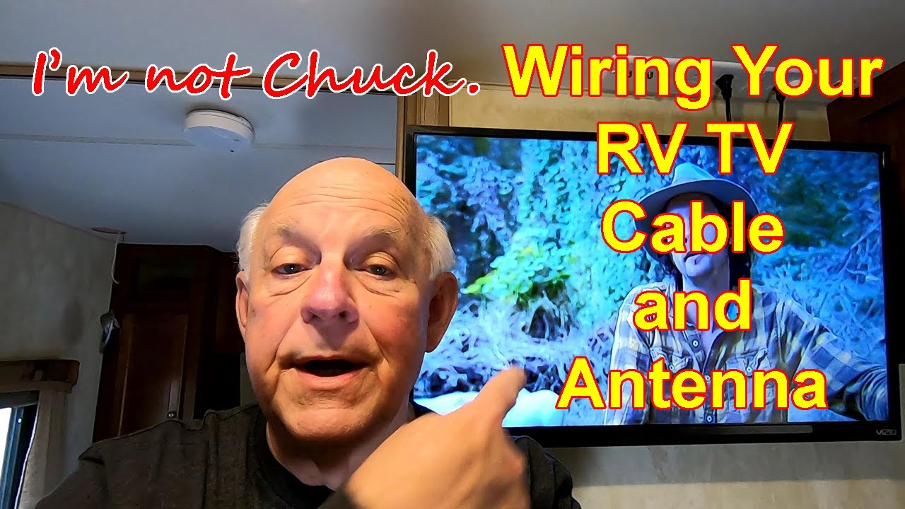 small resolution of wiring your rv tv cable and antenna