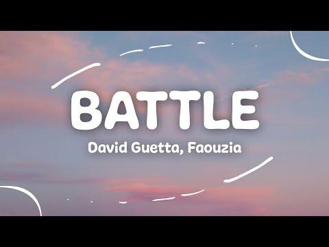 David Guetta, Faouzia - Battle (Lyrics)