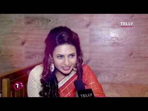 Divyanka Tripathi Interview Part 1 | Divyanka Tripathi and Vivek Dahiya Wedding