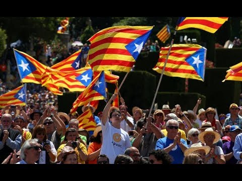 Breaking News!!! Catalonia Declare Independence.