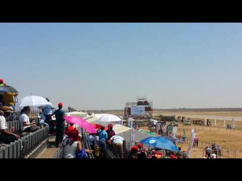 2016 Gaborone International Airshow: Botswana Defence Force FlyBy 4
