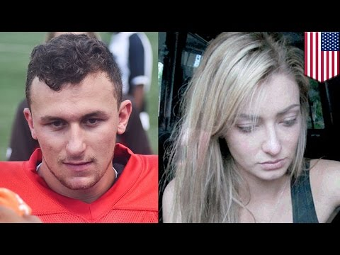 Johnny Manziel attack: NFL quarterback hit his girlfriend so hard her eardrum burst – TomoNews