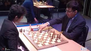 India No.3 Vidit Gujrathi vs. India No.1 Vishy Anand