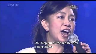 진추하 Chelsia Chan  Graduation Tears