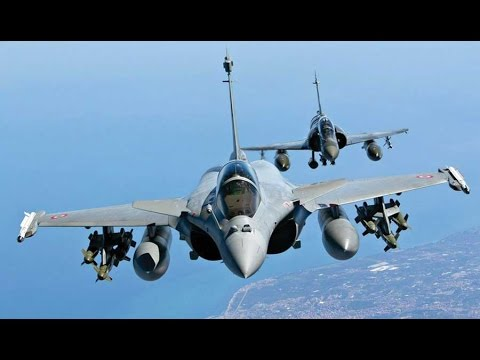 India Deploys Rafale Combat Planes as Twin Threats From China, Pakistan Loom