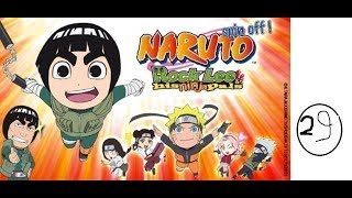 Rock Lee His Ninja Pals episode 29 English dubbed