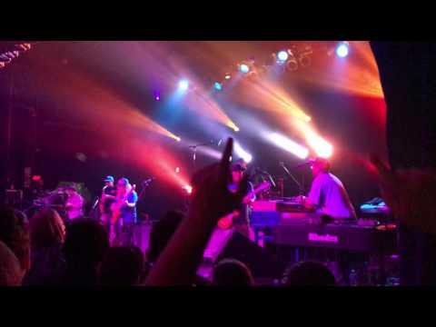 2017-01-05 - Lettuce - Sam Huff's Flying Raging Machine - Philadelphia - TLA