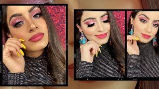 My Birthday Makeup Look in Lockdown in HINDI | Deepti Ghai Sharma