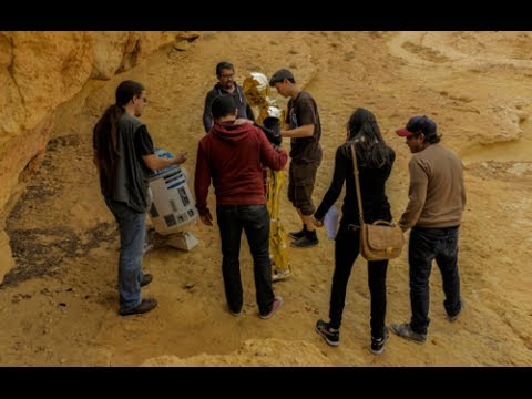 Making of Happy (WE ARE FROM TATOOINE) - By Star Wars Tunisia