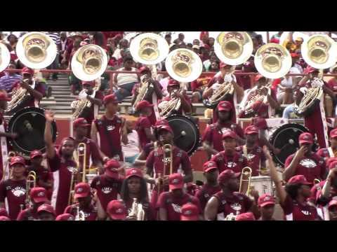 2014 Alabama A&M University Band - Show The World