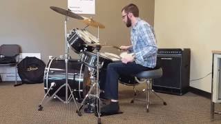 Eric Clapton - Can't Let You Do It (Drum Cover)