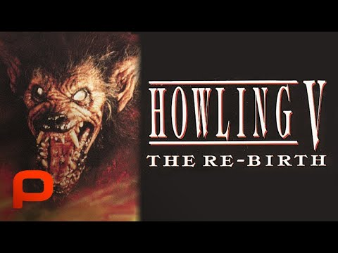 Howling V: The Rebirth (Full Movie) Horror | Werewolf