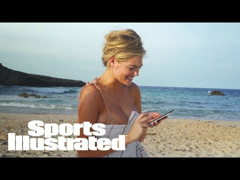 Kate Upton Gets Important News About Justin Verlander During Her 2018 Shoot | Sports Illustrated