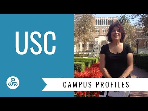 USC - University of Southern California, overview by American College Strategies after a campus tour